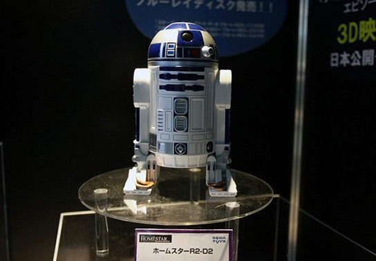 Sega Toys Homestar R2-D2 544x378px
