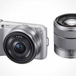 Sony NEX-C3 digital camera gets official [photos]