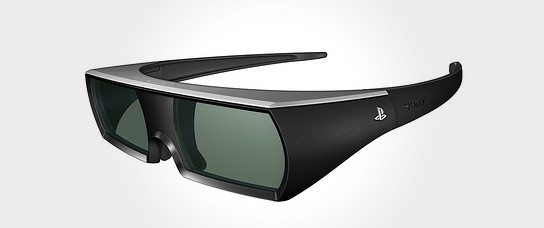 Sony Playstation 3D Glasses 544x228px