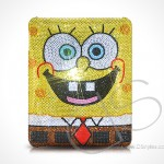 Spongebob + Swarovski + iPad = Spongebob Crystallized Case