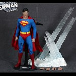 Sideshow Collectibles 12-inch Superman action figure