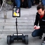 telepresence iPad robot used to live stream at WWDC?