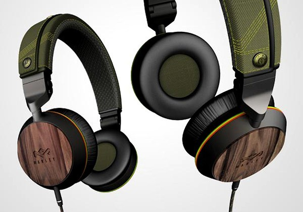 House Marley Headphones House of Marley Stir it up
