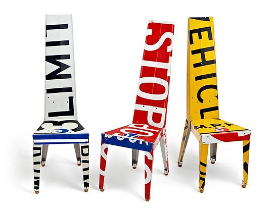 Transit Chairs by Boris Bally 544x420px