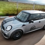 "Vilner Studio presents the ""Italian Job"" custom Mini Cooper"