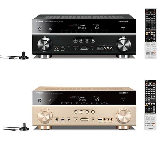 Yamaha RX-V771 544x488px