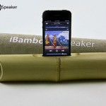 iBamboo – yet another power-free iPhone speaker