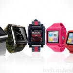 five awesome iPod Nano watch conversion kits