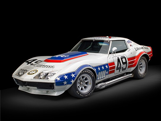 1969 Chevrolet BFG Greenwood Racing Corvette 544x408px
