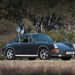 1970 Porsche 911S Steve McQueen Le Mans Movie Car