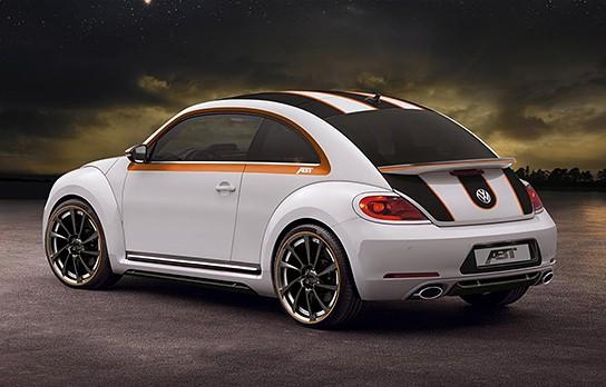 ABT 2012 Volkswagen Beetle 544x348px