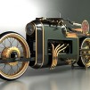 ARX-4 Steampunk concept motorcycle 544x368px