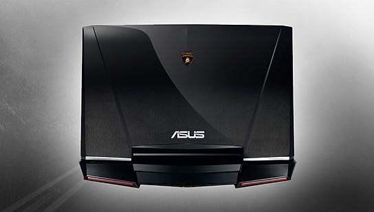ASUS-Automobili Lamborghini VX7 Laptop 544x308px