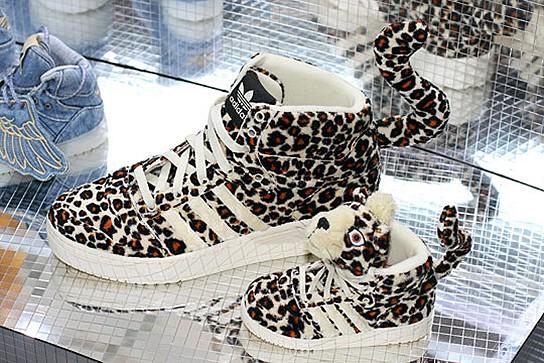 Adidas Originals by Originals Jeremy Scott Leopard Sneakers 544x360px