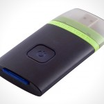 AirStash wireless drive uses SD card to expand you iPad capacity