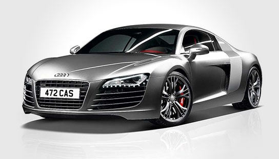 Audi R8 Limited Edition 544x311px