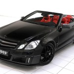 Brabus 800 E V12 is world's fastest four-seater cabriolet