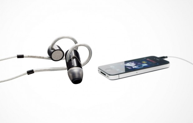 Bowers and Wilkins C5 in-ear Headphones
