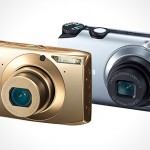 Canon IXY 32S and A3300 IS PowerShot Digital Camera