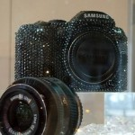 Samsung-commissioned crystallized Samsung cameras