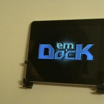 Dockem: a shelf for your smartphones and tablets