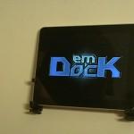 Dockem: a shelf for your smartphones and tablets