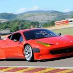 Ferrari takes wrap off the 458 Italia Grand Am [photos]