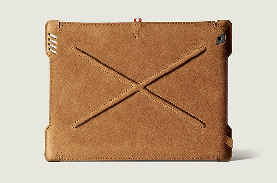 Hard Graft Back Up iPad Case - Campfire 544x360px