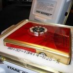 Mark Bongo's Iron Man Xbox 360 Slim mod has an arc reactor