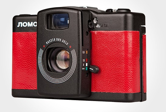 Limited Edition Lomo LC-A+ Russia Day Camera 544x368px