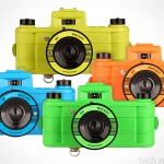 Lomography introduces four new colorful Sprocket Rocket
