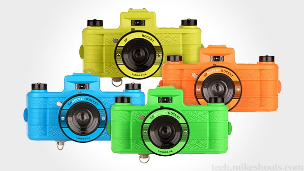 Lomography Sprocket Rocket Superpop Edition