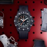 Luminox Recon Point Man tells you how fast you walk