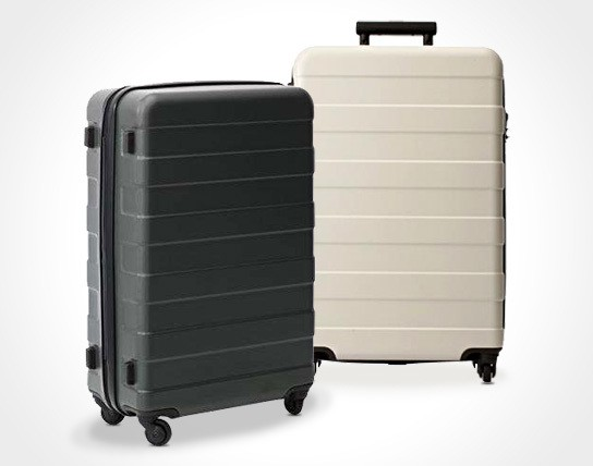 MUJI Hard Carry Travel Suitcase 544x408px