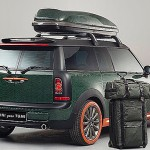 Mini and Tumi comes together to create Mini Goes Tumi