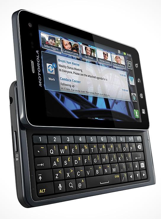 Motorola XT860 4G Smartphone 544x738px