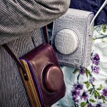 Leica x Paul Smith Leica D-Lux 5 limited edition camera cases