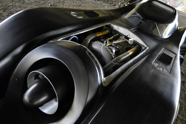 Putsch Racing Turbine-powered Batmobile 655x435px