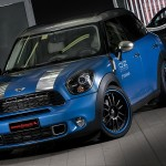 Mini Countryman given the Romeo Ferraris' treatment