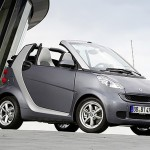 Smart announced limited special model fortwo pearlgrey