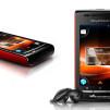 Sony Ericsson W8 Walkman Phone - Red 640x325px