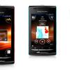 Sony Ericsson W8 Walkman Phone 640x325px