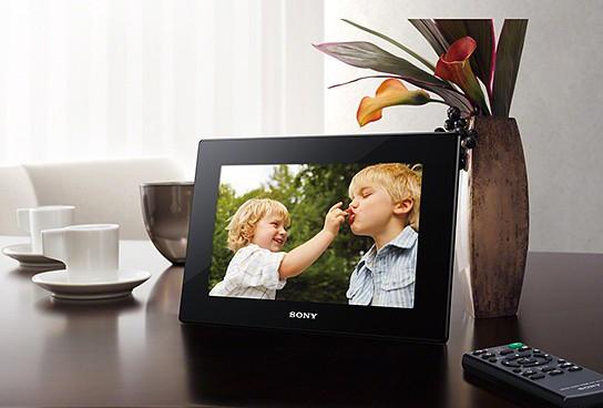 Sony HD series S-Frame Digital Photo Frame 544x368px