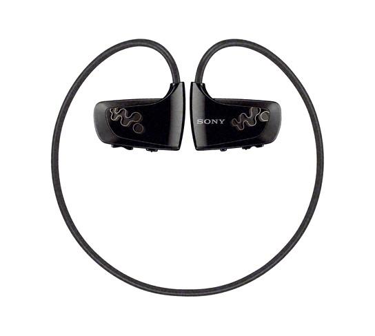 Sony W260 Walkman - black 544x488px