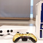 a look at the official new Xbox 360 disguised as R2-D2