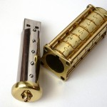 part steampunk, part Da Vinci Code inspired USB Flash Drive