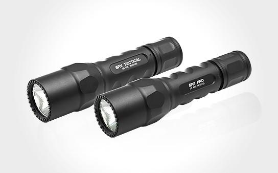 SureFire 6PX Tactical and 6PX Pro 544x338px