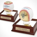 The 24-Karat Gold Leather Official Major League Baseball