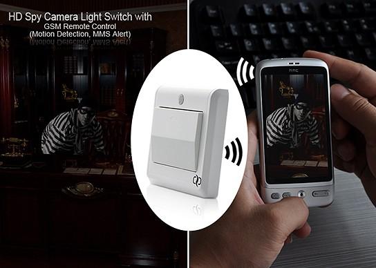 The Spy Camera Light Switch 544x388px