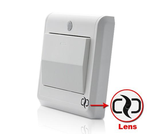The Spy Camera Light Switch 544x468px